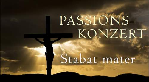 2020 Passionskonzert STABAT MATER am Dom